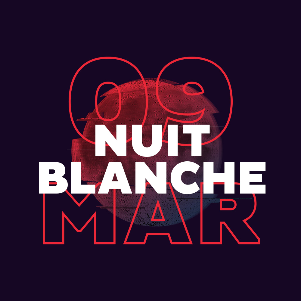 Nuit Blanche Max Parrot